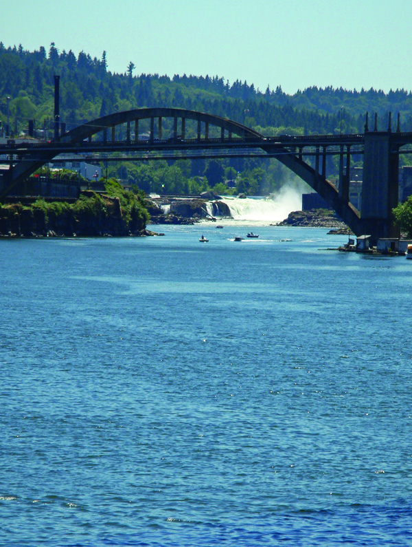 Willamette Falls Heritage Area Coalition Willamette, OR