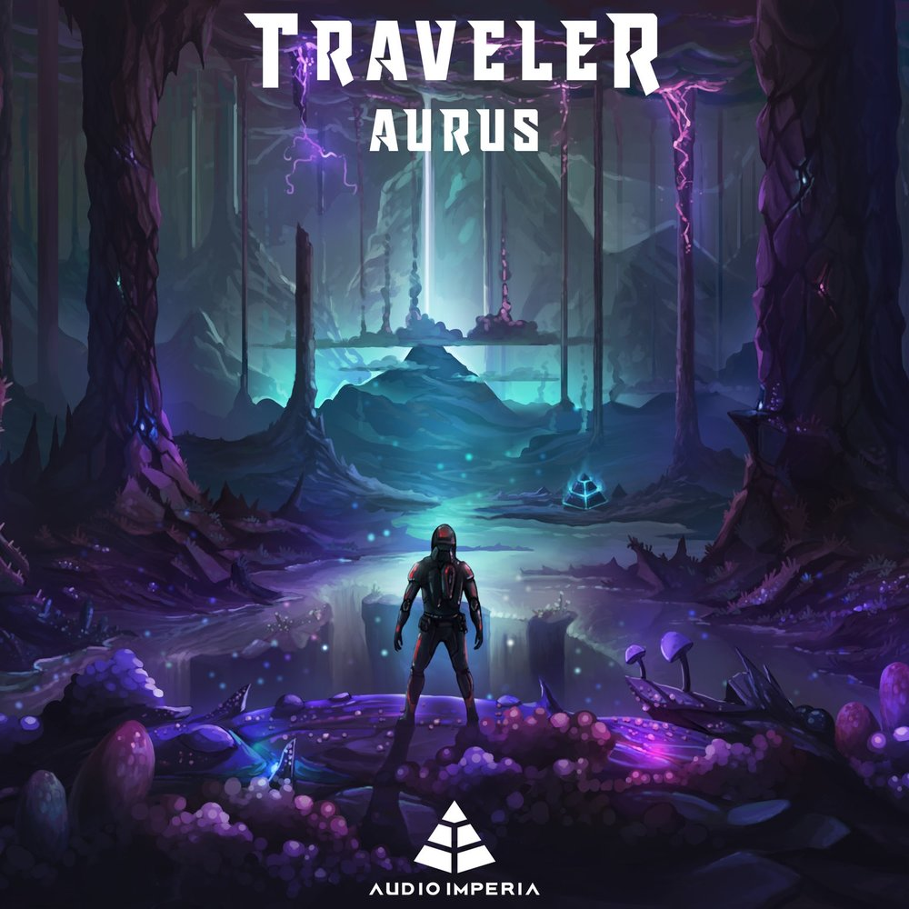 Traveler - Aurus   artwork by   Patrik Björkström
