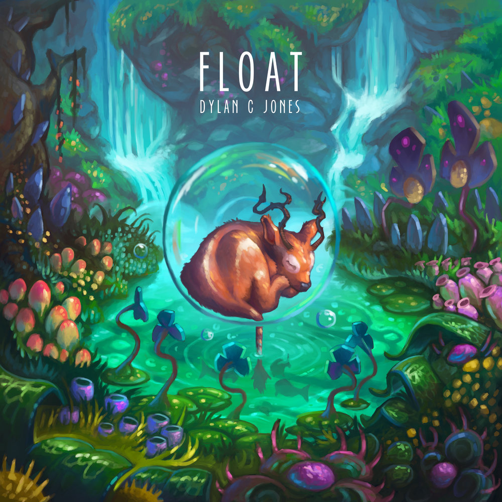 Float artwork by Patrik Björkström