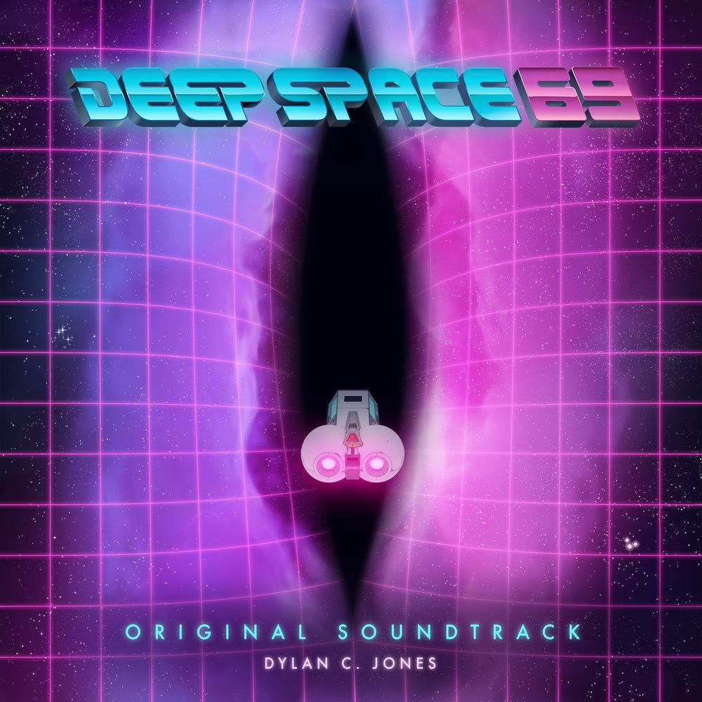 Deep Space 69 Original Soundtrack  artwork by Daniel Katz