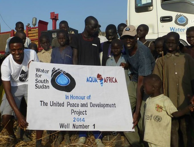 WFSS & Aqua-Africa drilled four wells for the UPDP in 2014 drilling season. Plans are for six more in 2014-15.