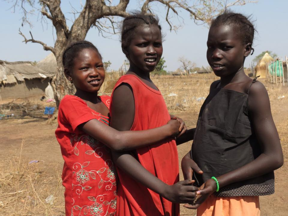 These girls no longer have to walk miles a day for water.