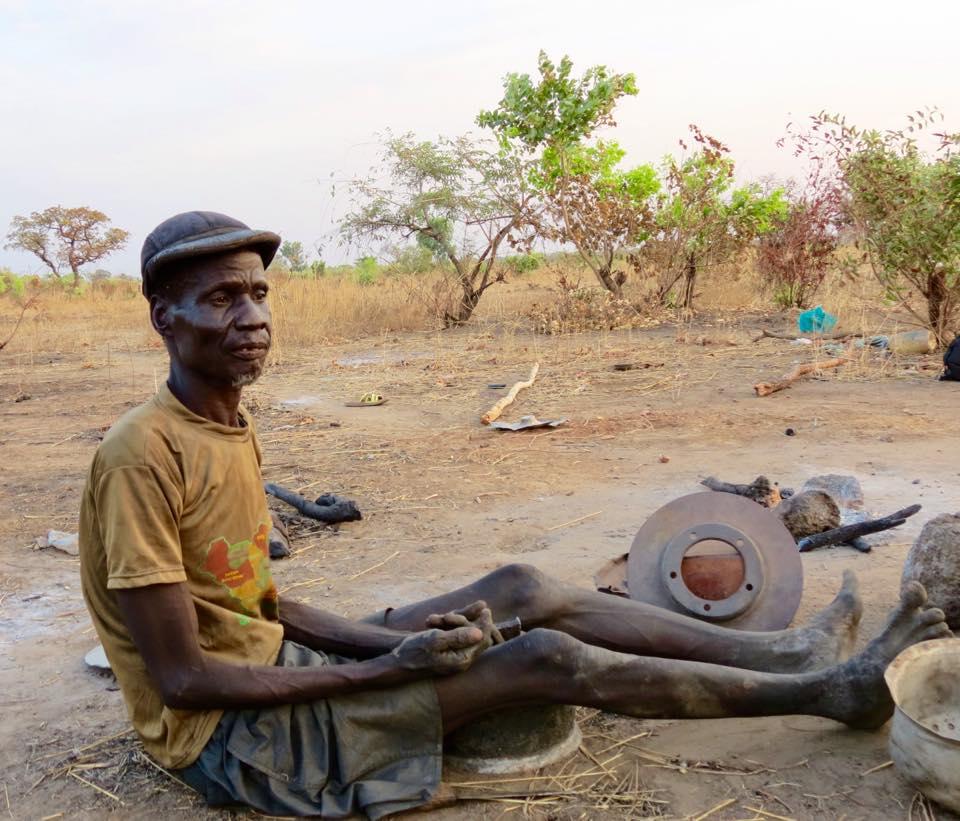 Ajak Madut Achek from Abyei