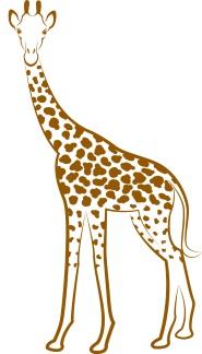 Iron Giraffe logo