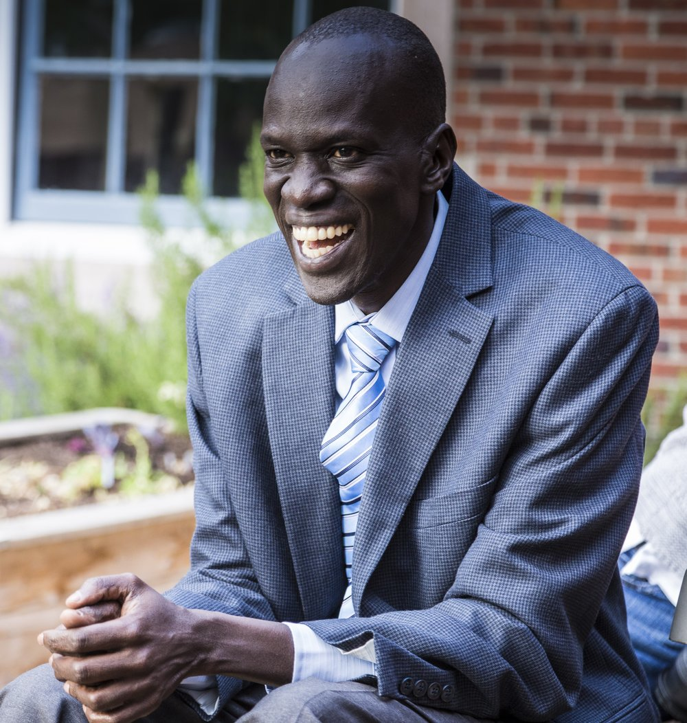 Salva's Story — Water For South Sudan