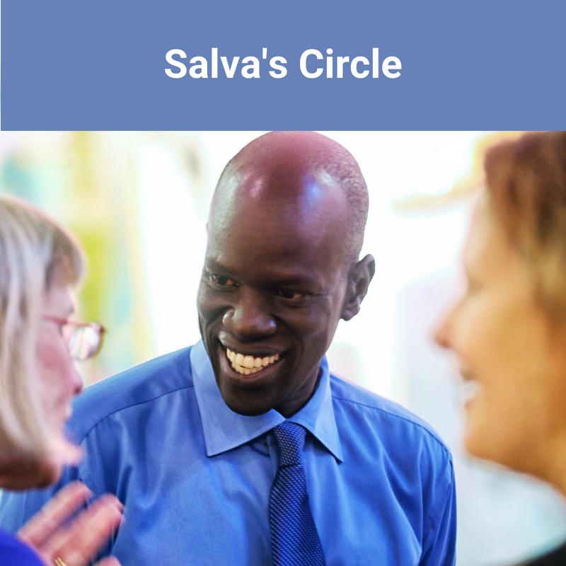 Salva's circle