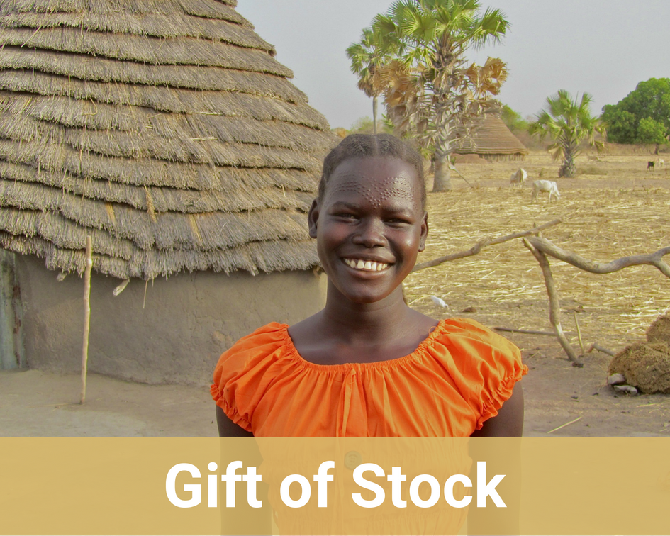 gift of stock