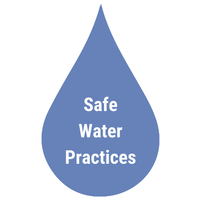 Safe water practices