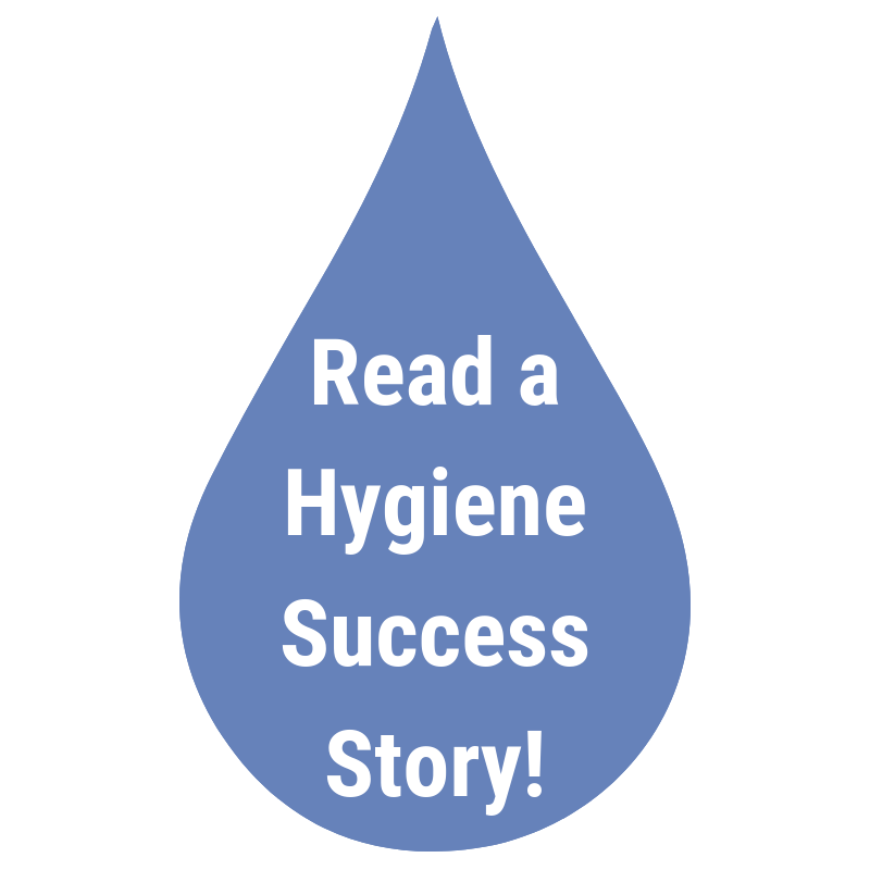 hygiene success story drop