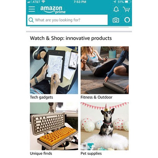 It's not every day the KWI is featured on Amazon's home page! 😮 If you're considering one, buy it now before they're all gone! #almostsoldout #seriously #keyboardwaffles #ctrlaltdelicious