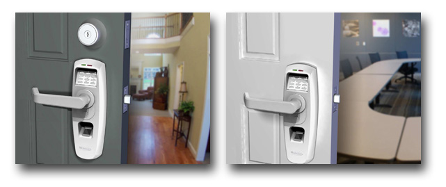 biometric-keyless-fingerprint-keypad-control-door-lock-in- & Commercial Biometric Locks Augusta GA / Fingerprint Locks Augusta ...
