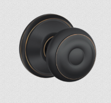 Schlage Non-Locking Knobs.png