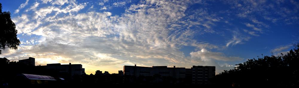 Sky Over Hougang