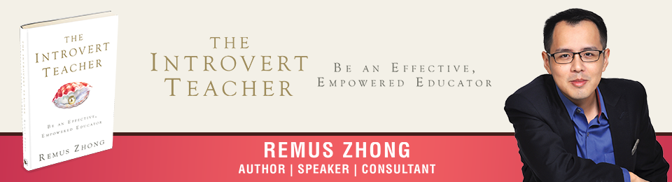 The Introvert Teacher Banner