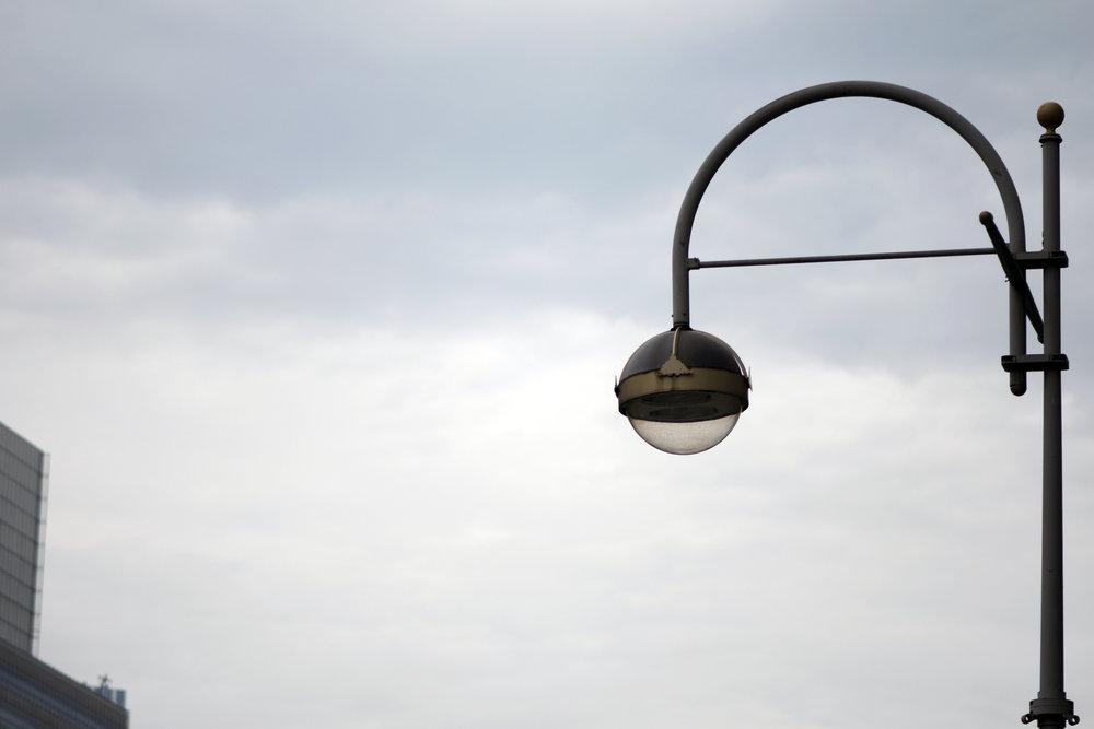 Curving Lamp