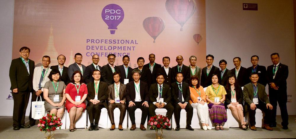 Yangon PDC 2017