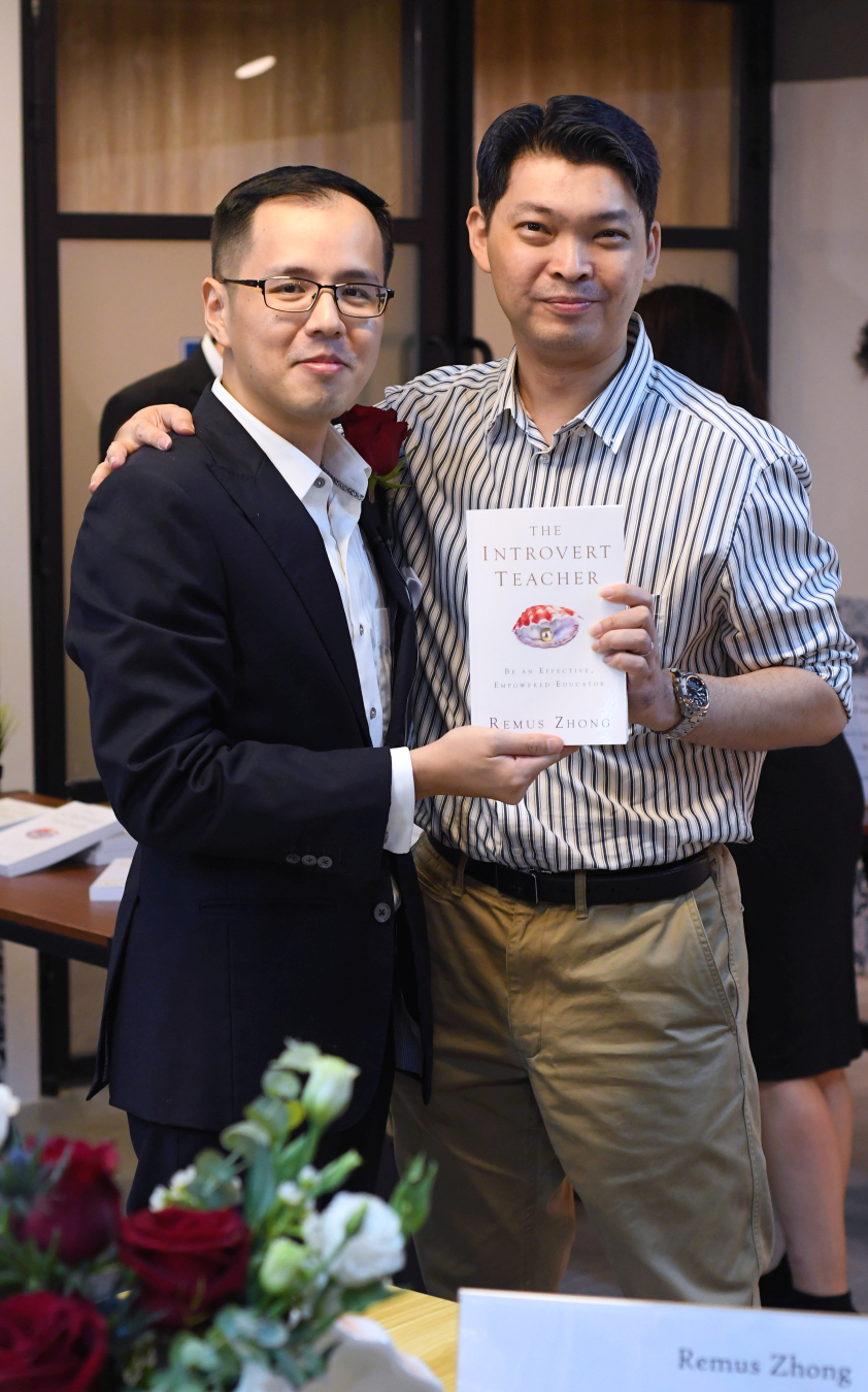 With Marketing Expert  Colin Goh
