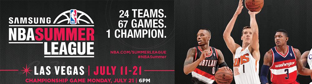 Designing the NBA Summer League