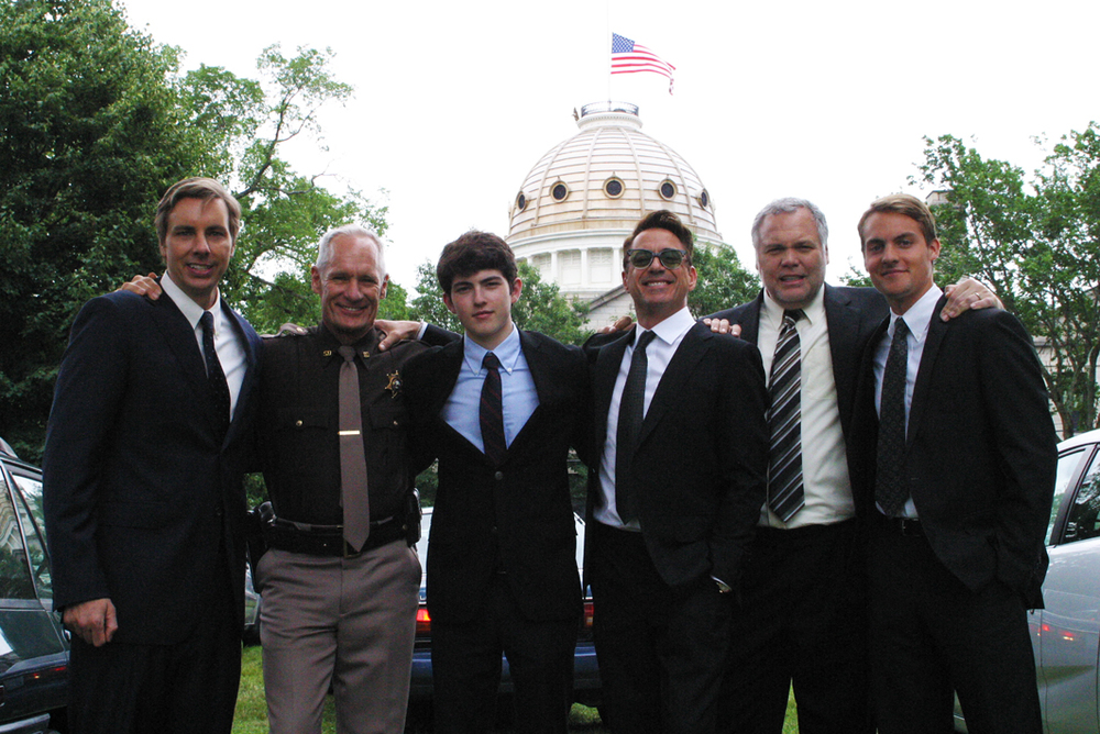Dax Shepard, Matt Riedy, Ian Nelson, Robert Downey Jr. , Vincent D'Onofrio, Paul Emile