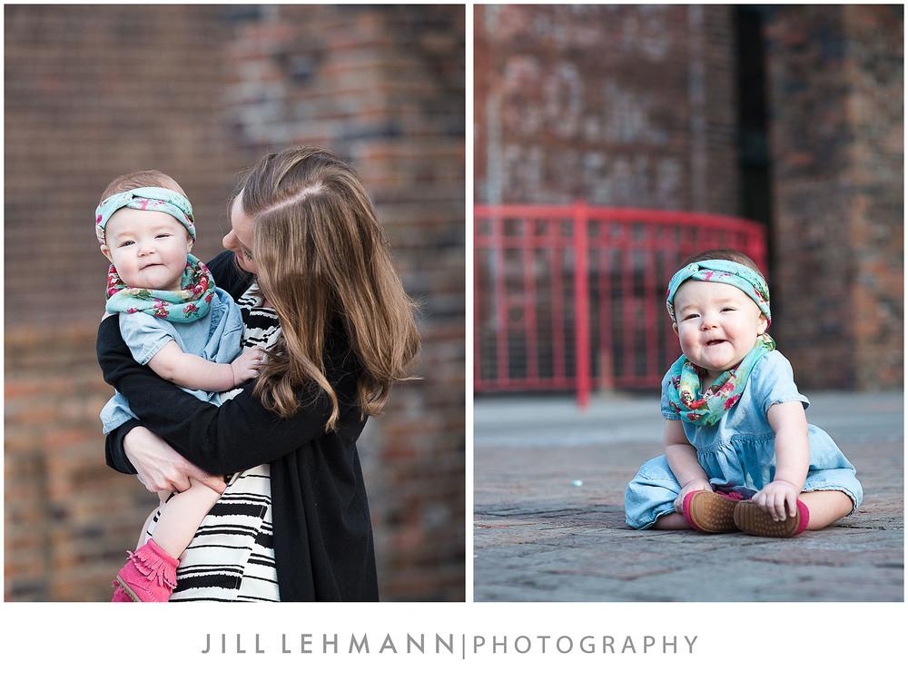 © Jill Lehmann Photography - Baby, Child Family Photographer - Des Moines, IA