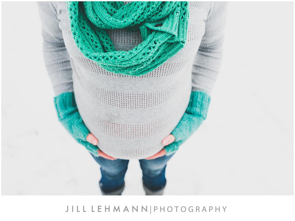 Maternity Photography - Des Moines, IA - Jill Lehmann Photography