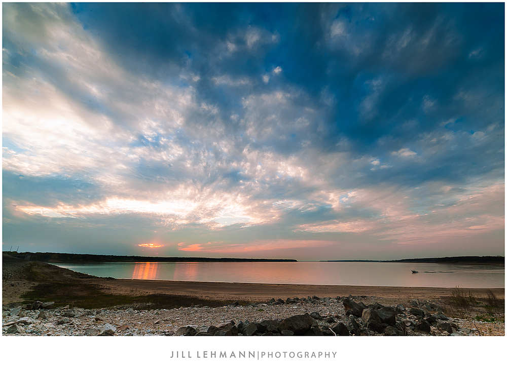 Saylorville Lake - Jill Lehmann Photography