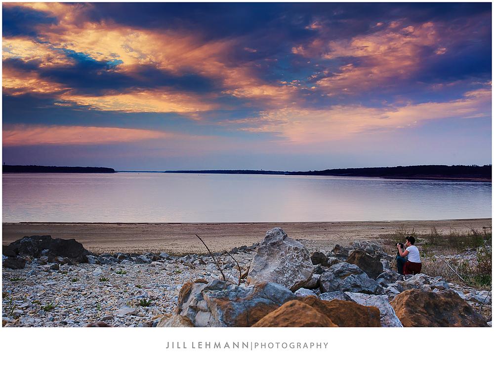 Saylorville Lake - Des Moines Landscape Photographer
