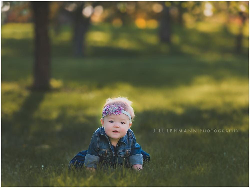 Des Moines, IA - Wedding / Baby / Family Photographer - Jill Lehmann Photography