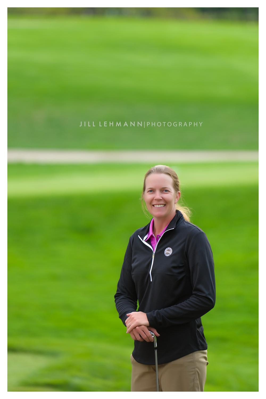 Golf Pro - Sarah Bidney