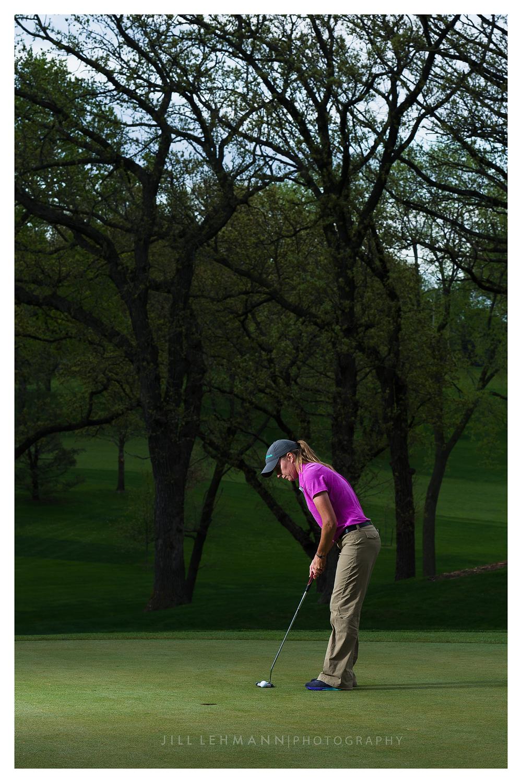Sarah Bidney - Golf Pro - Wakonda Club