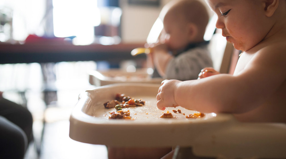 The Bump - Dig in! A Guide to Starting Solids