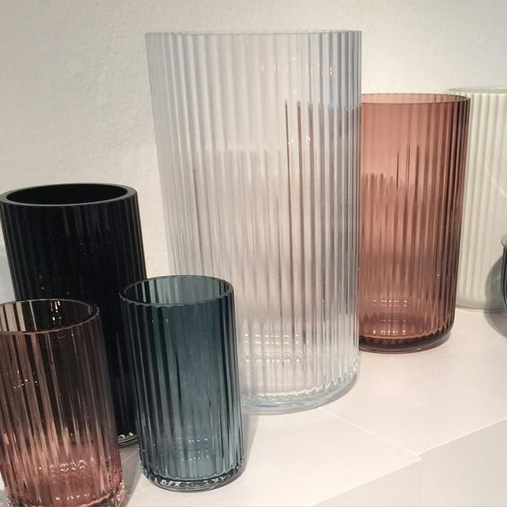 Glassware by Lyngby. Photo by @cecilepoignant.