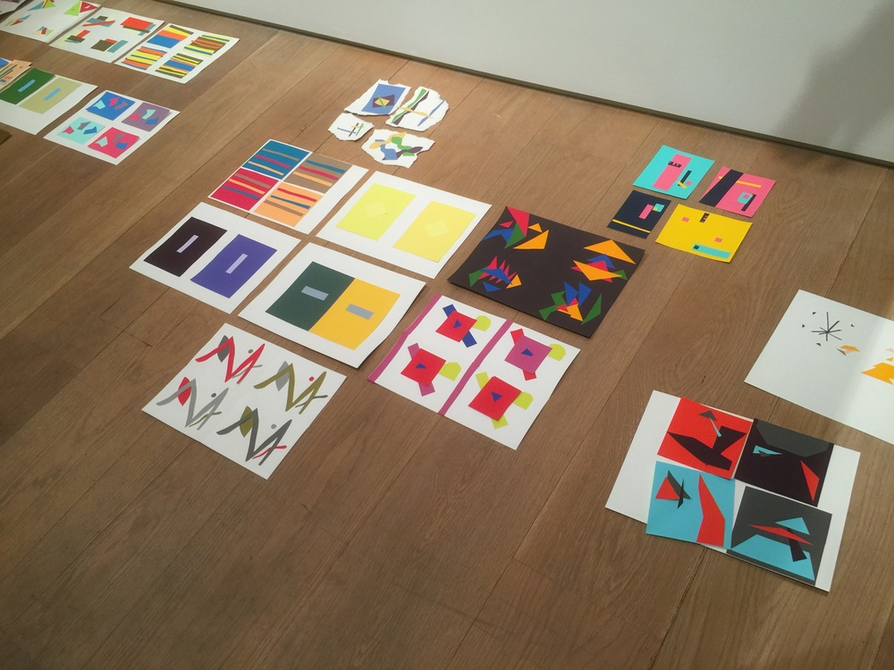 Josef Albers Color Workshop Exercises Color-Aid