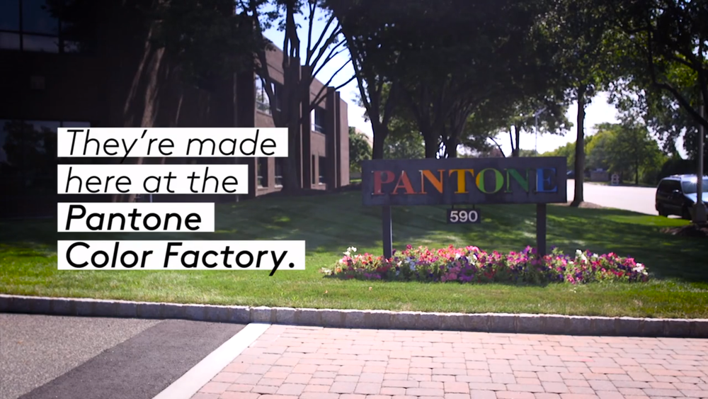 Pantone Color Factory