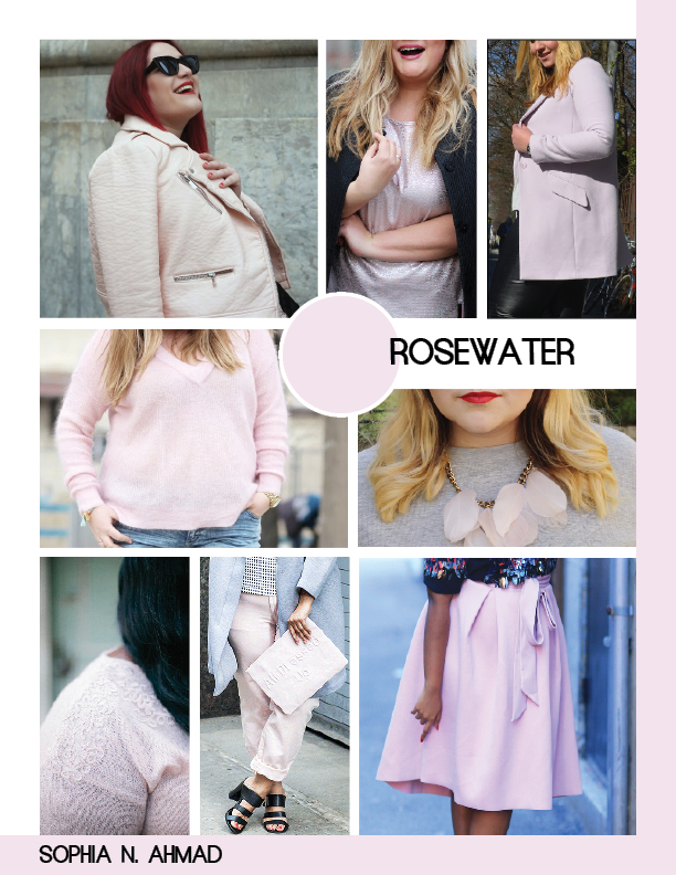 ROSEWATER PLUS SIZE COLOR REPORT SOPHIA N. AHMAD