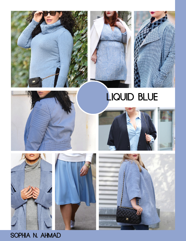 LIQUID BLUE PLUS SIZE COLOR REPORT SOPHIA N. AHMAD