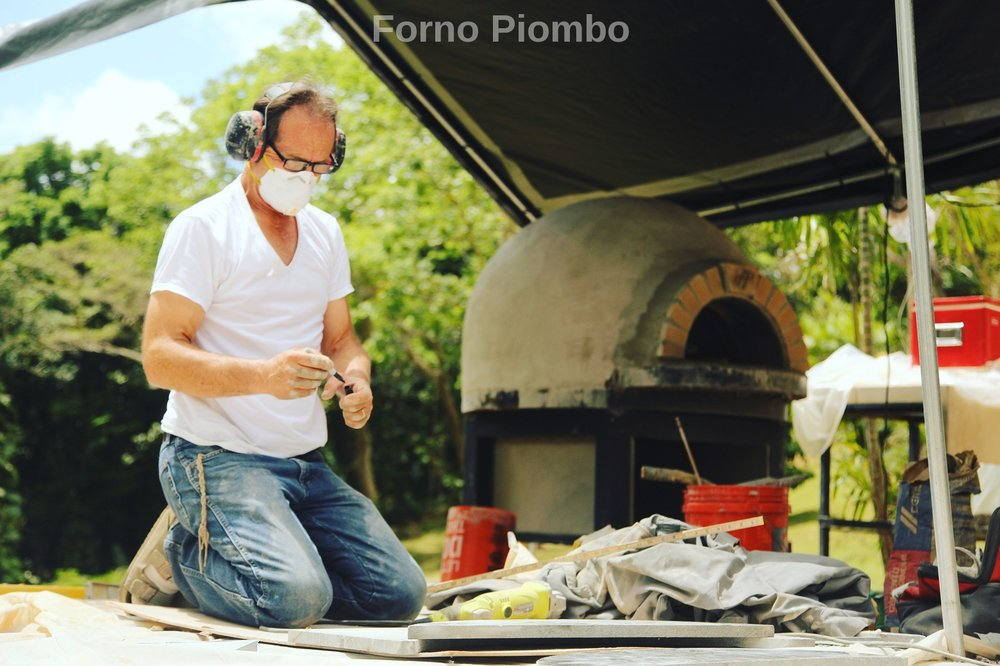 AMERICAN MADE.  - There is no oven comparable to Forno Piombo on the current market. We provide a lifetime warranty for all of our clients, and hand craft every component on our ovens. Something something cool about ovens are so great.