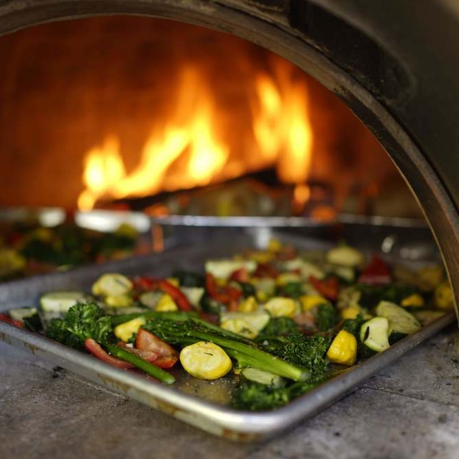 Roasted Veggies -