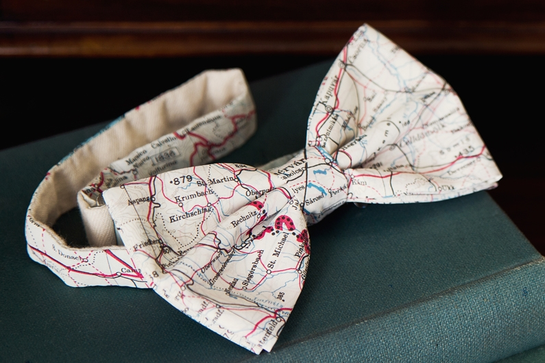 Home Front VIntage Escape and Evade map bowtie.jpg