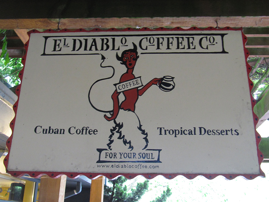 El Diablo Coffee Company – Queen Anne's Local Cafe. Welcome to El Diablo Coffee Company!