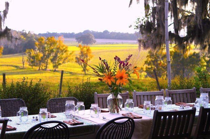 Farm To Table Dinner Swallowtail Farm