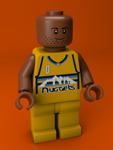 The first Brickman Basketballer.