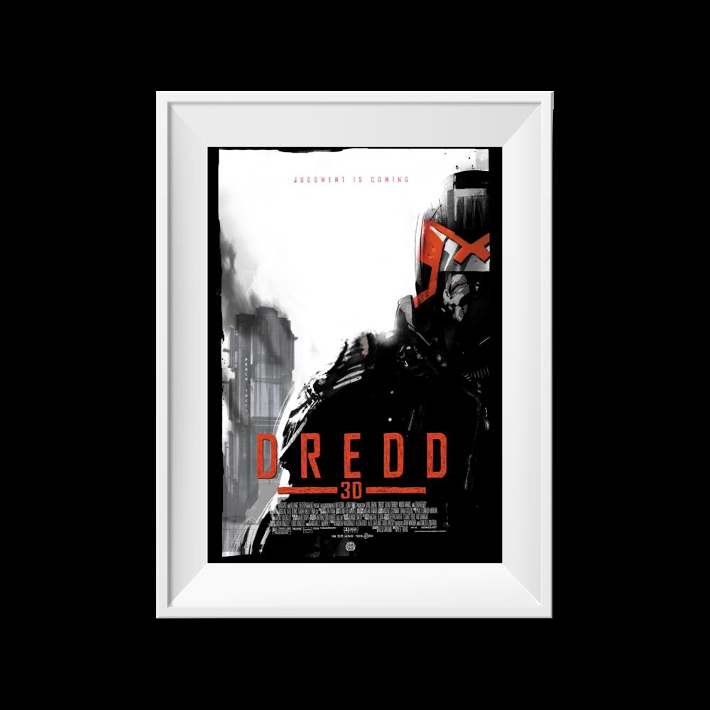 Dredd | Jock | 24 x 36