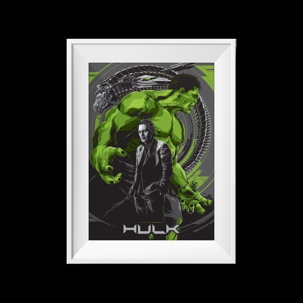 Hulk | Ken Taylor | 24 x 36