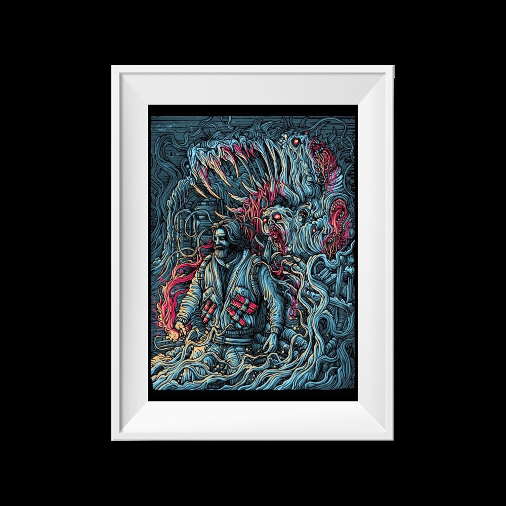 The Thing | Dan Mumford | 18 x 24