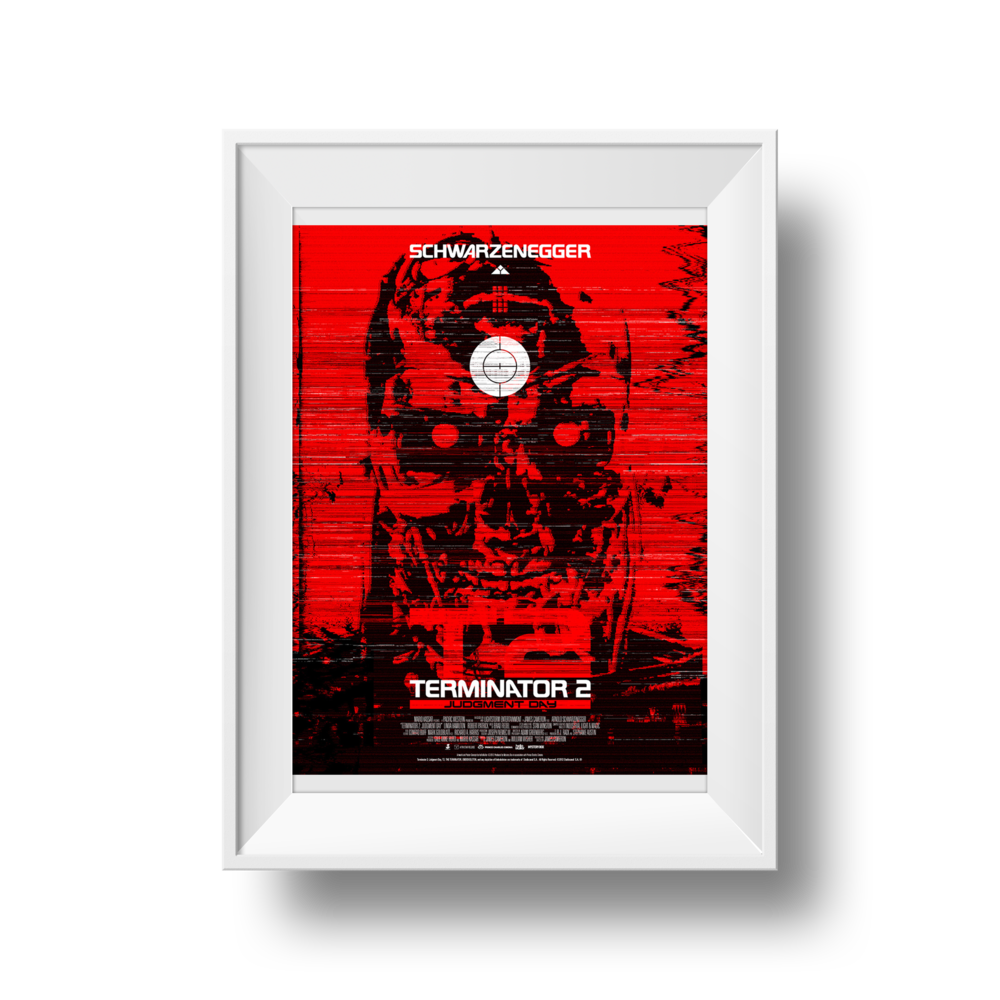 Terminator 2: Judgement Day | Hello Muller | 18 x 24