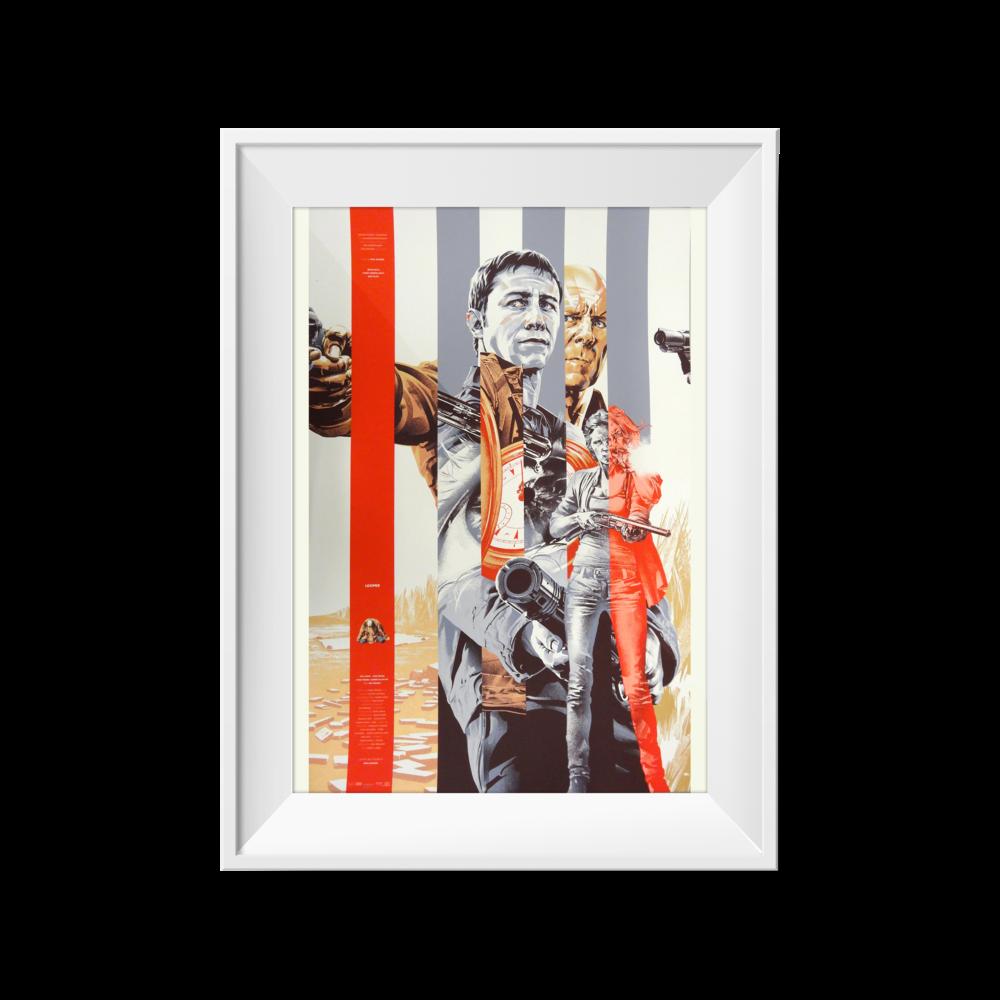 Looper (Silver)| Martin Ansin | 24 x 36