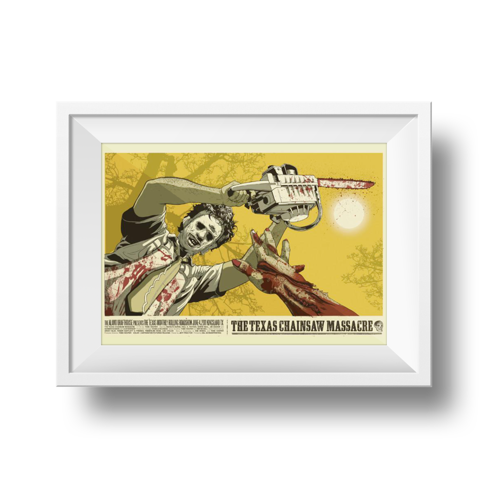 The Texas Chainsaw Massacre | Jeff Proctor | 24 x 36