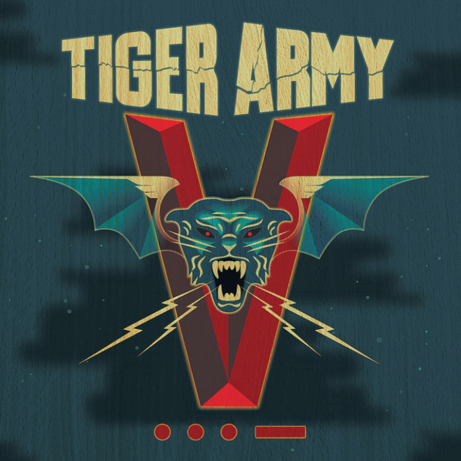 Tiger Army • V