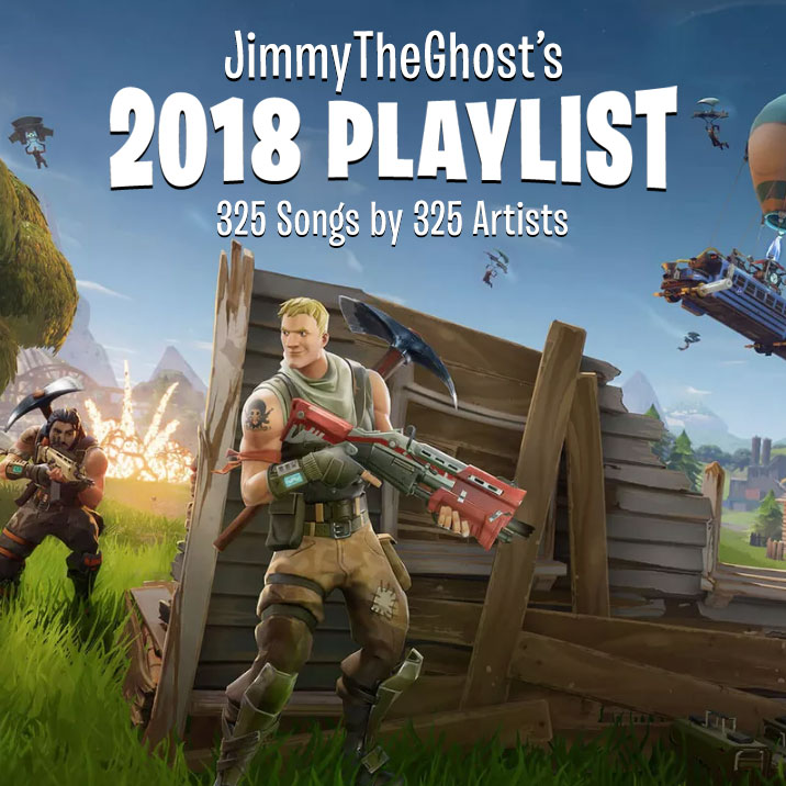 The 2018 Playlist -